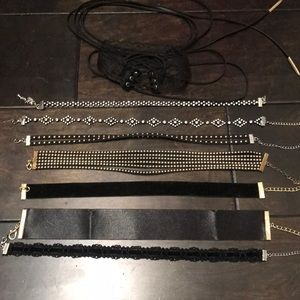 Jewelry - All 9 Chokers